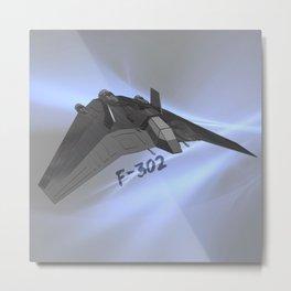 F-302 Metal Print