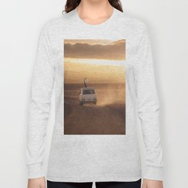 ADVENTURE IS CALLING Long Sleeve T-shirt