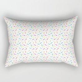 Jelly Bean Colour Rectangular Pillow