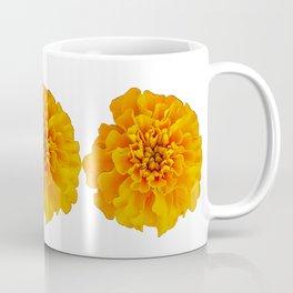 Orange Marigold Coffee Mug