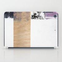 jfk iPad Cases featuring JFK by Brandon Neher