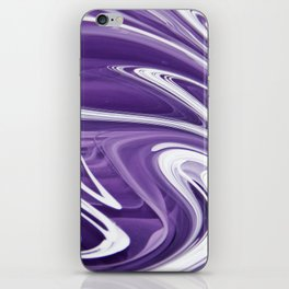 Paint mixing iPhone Skin