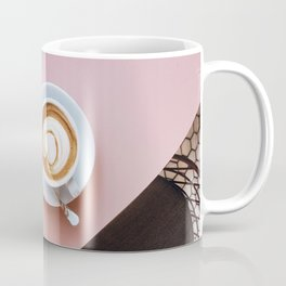 pink latte Coffee Mug