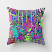 boyfriend Throw Pillows featuring boyfriend by ChristyVegas