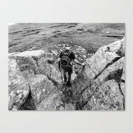 Our Adventure Canvas Print