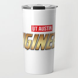 UT Austin Engineers Travel Mug