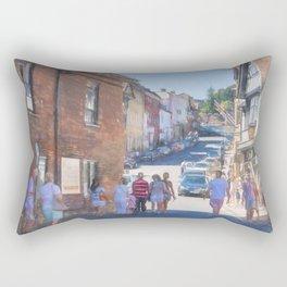 Arundel, East Sussex, UK Rectangular Pillow