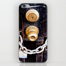 Locked 2011 iPhone & iPod Skin