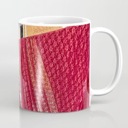 Wash day at Hindu temple, Mauritius Coffee Mug