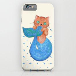 Merkitten Life Lesson #14 - You are NOT your food iPhone Case