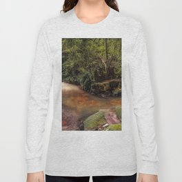 Forest Panorama Long Sleeve T-shirt