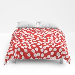 Flow .red Comforters