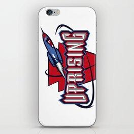 Uprising Rockets iPhone Skin