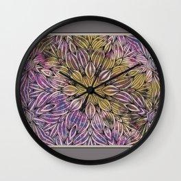 Selina tangle Wall Clock
