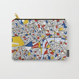 London Mondrian Carry-All Pouch