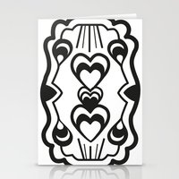 gatsby Stationery Cards featuring Gatsby Romance by AniNers