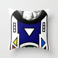 NDEBELE Throw Pillow