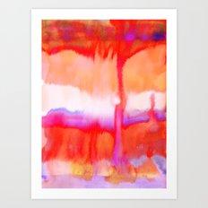 Undertow Art Print