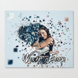 Waverly Earp Canvas Print