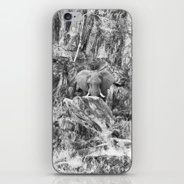 Mountain Elephant iPhone Skin