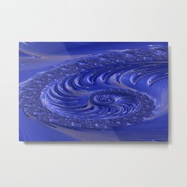 Cultured Intuition 7 Metal Print