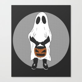 'Trick Or Treat' Canvas Print