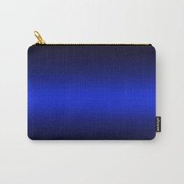 Gradient 8 black blue deepspace Carry-All Pouch