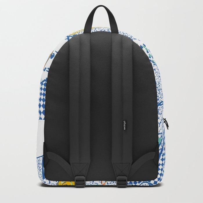 Elephant Act Backpack