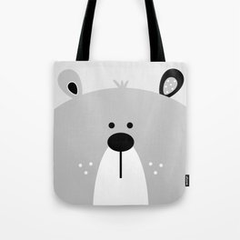 Hello Bear Tote Bag