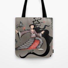Tai chi-ing Tote Bag