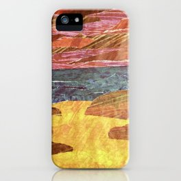 Inlet at Sunset iPhone Case