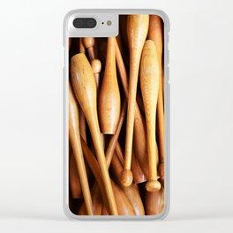 Strike Clear iPhone Case