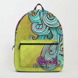 Boho Gypsy Girl Backpack