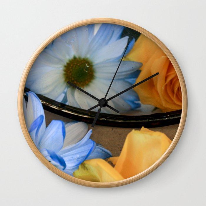2 Better Than 1 Wall Clock