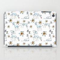unicorns iPad Cases featuring Unicorns by reinardfox