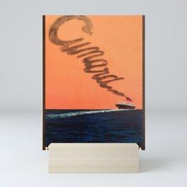 Nautical Art 34 Mini Art Print