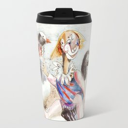 Outing With Friends Travel Mug