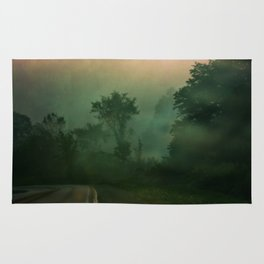 Jump in to the Fog Rug