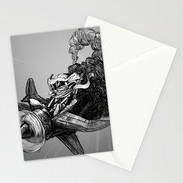 the aviator Stationery Cards
