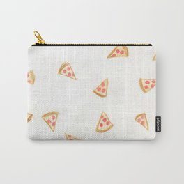 Pizza slices colored-pencil design Carry-All Pouch