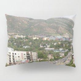 Salt Lake City Street Pillow Sham