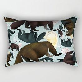 Zibellina Marten Vintage Rectangular Pillow