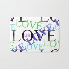 Crazy In Love Bath Mat