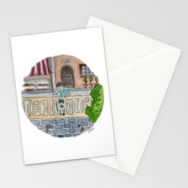 On the Street Stationery Cards