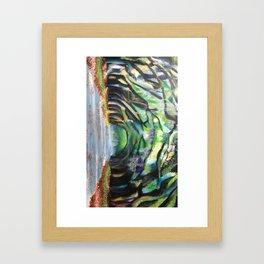 Oak Harmony Framed Art Print