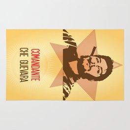 El Comandante Che Guevara Rug