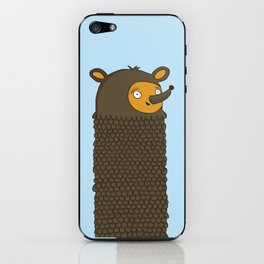 Tall Bear iPhone Skin