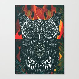 Forest Folk Canvas Print