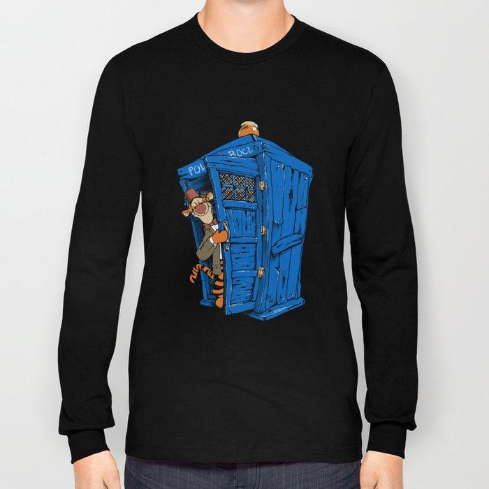 It's B-I-Double g-ER on the Inside Long Sleeve T-shirt