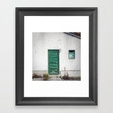 Doors of Perception 22 Framed Art Print